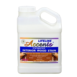 Lifeline Accents interior wood stain