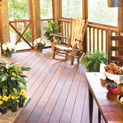 Wood Deck Finishes