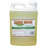 Cedar Wash wood cleaner