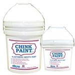 Smooth Chink Paint for log chinking