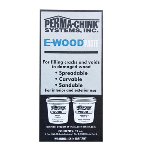 32oz E-Wood Paste