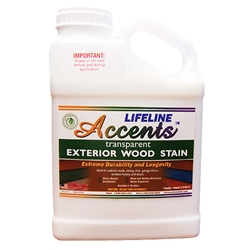Lifeline Accents exterior wood stain
